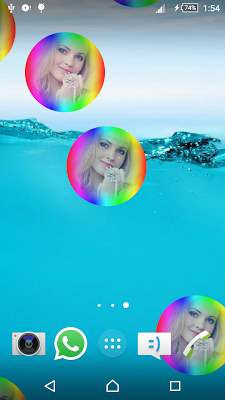 S6 Live Wallpaper - screenshot