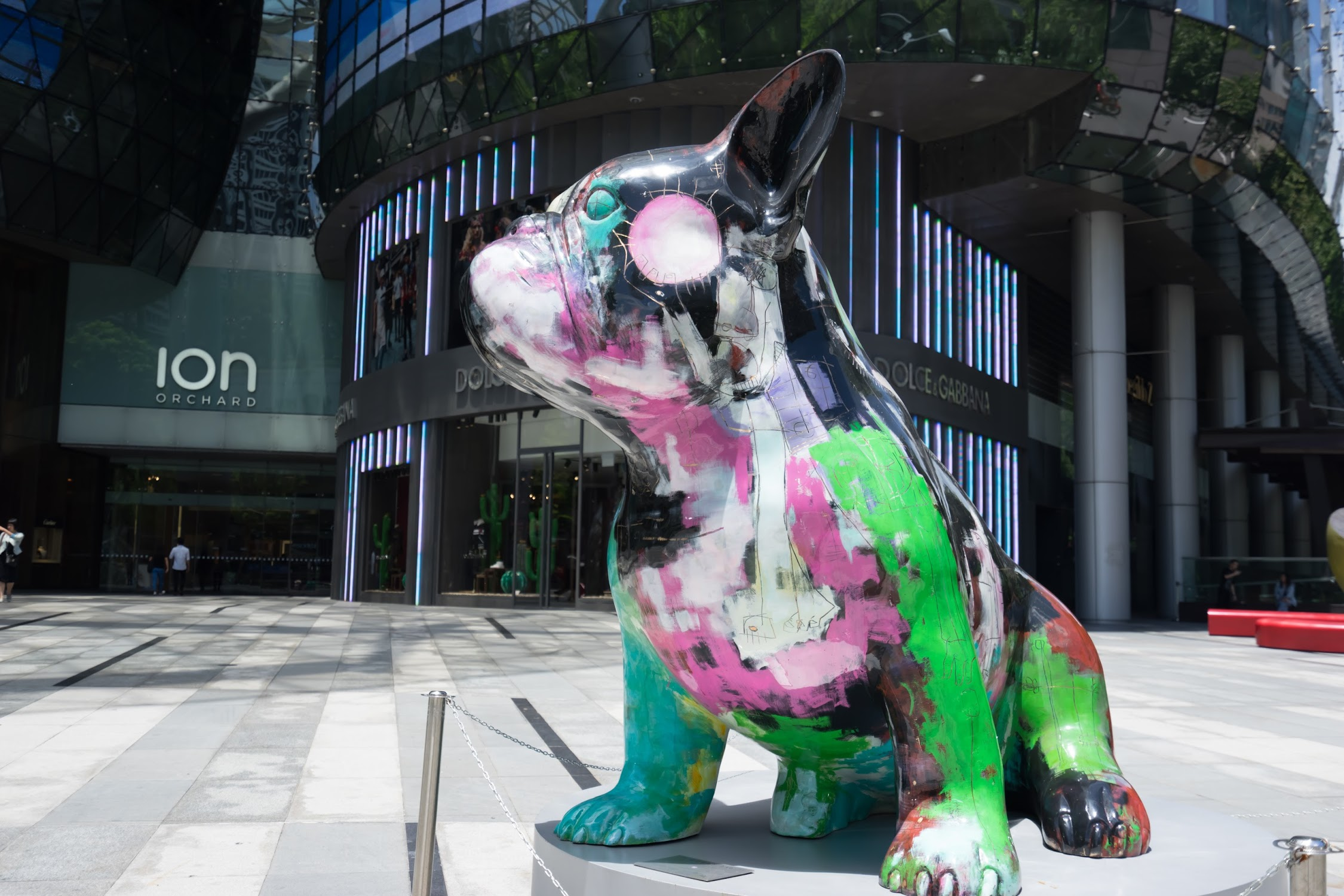 Singapore ION Orchard3