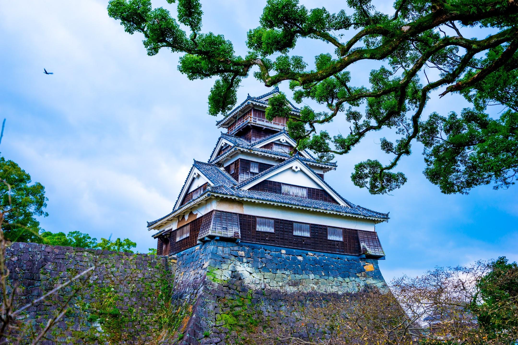 熊本城 加藤神社 宇土櫓