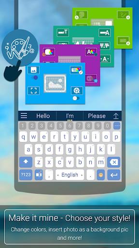 German for ai.type Keyboard  screenshots 4