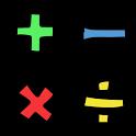 Maths Brain - Math Puzzle Game icon