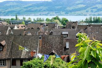 Photo: 102 - Unter den Dächern von Rapperswil