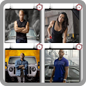 Fast and Furious haracters game icon
