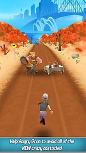 Angry Gran Run MOD Apk (Unlimited Coins/Stones) 5