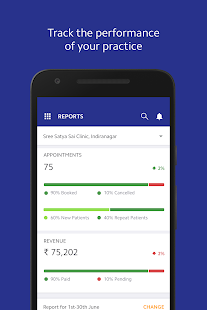 Practo Pro - For Doctors- screenshot thumbnail