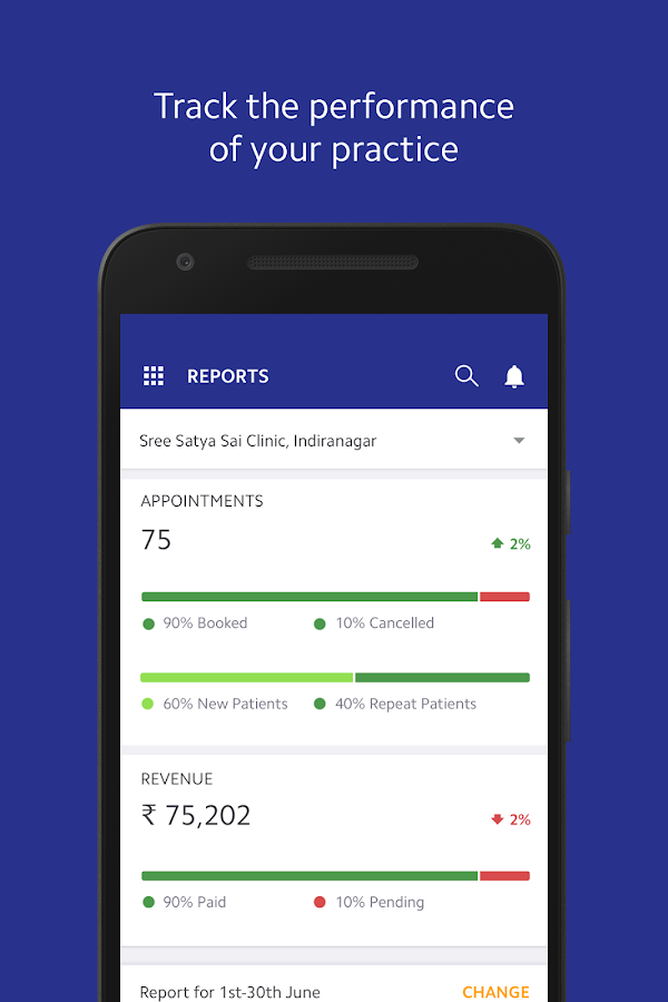 Practo Pro - For Doctors- screenshot