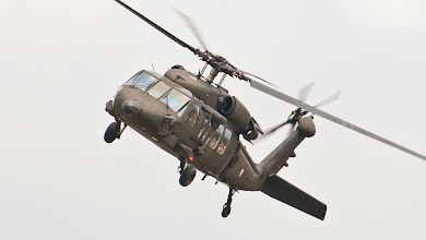 Photo: S-70 Black Hawk (Austria)