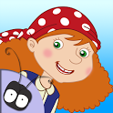Alizay, pirate girl icon