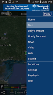 WKRG Weather- screenshot thumbnail