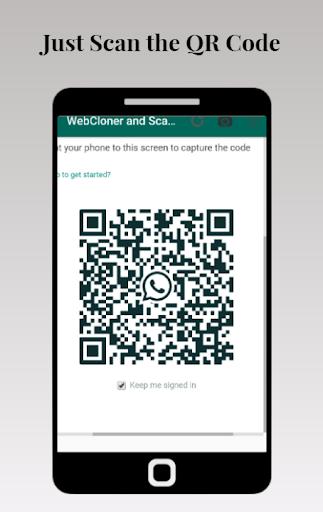 WebCloner n Scanner 1.2 screenshots 6