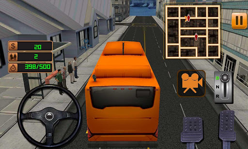 City Bus Driver screenshot 11