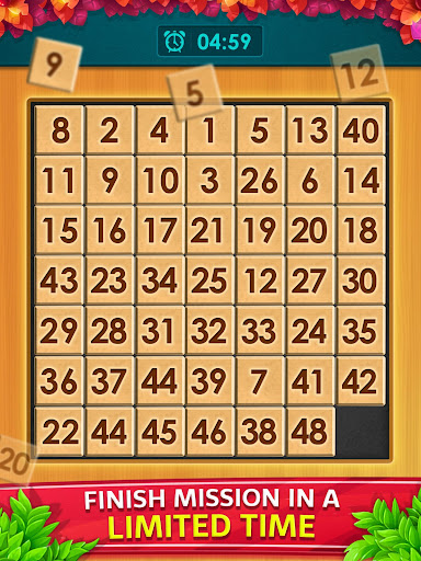 Number Puzzle - Classic Slide Puzzle - Num Riddle android2mod screenshots 16