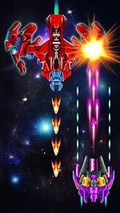 Galaxy Attack: Alien Shooter MOD (Gold Coins/Diamonds) 2
