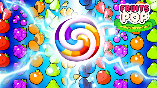 Fruits POP : Fruits Match 3 Puzzle android2mod screenshots 2