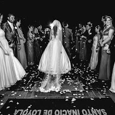 Wedding photographer Jackson Silva (jacksonsilva). Photo of 12.05.2016