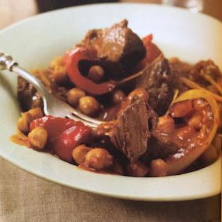 Spanish Beef Rioja