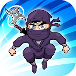 Endless Ninja Jump Icon