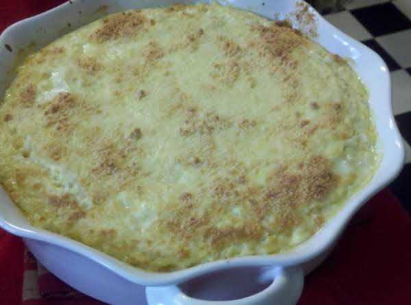 Crabmeat Mornay Recipe