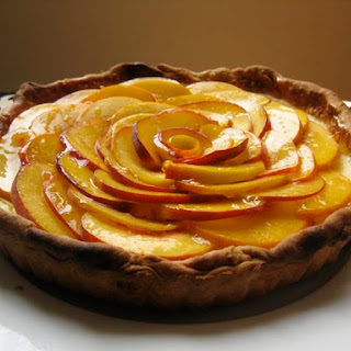 White Peach Tart Recipes