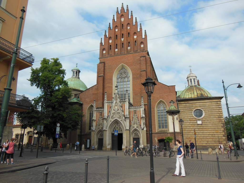 Convento de los Padres Dominicos de Cracovia.