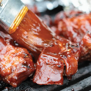 Spicy Bourbon BBQ Sauce