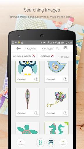 Cricut Design Space Beta Screenshot