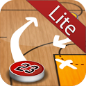 TacticalPad Basketball Lite icon