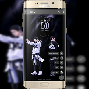 Ultimate EXO Wallpapers KPOP - náhled
