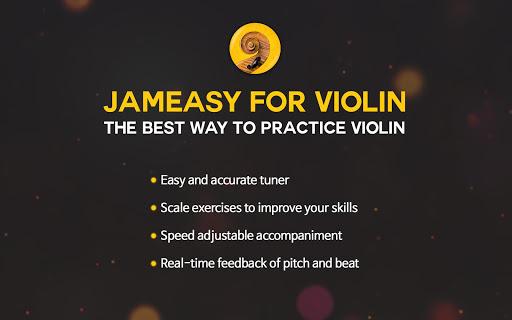 Jameasy for Violin 2.3.3 screenshots 9