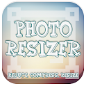 Photo & Picture Resize - Reduce & Compress Photo icon