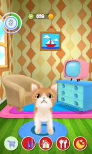 Mluvící kočka - náhled
