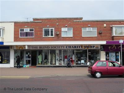 The Blind Society Charity Shop on Highfield Road Charity Shops in