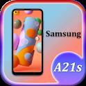 Theme for Samsung Galaxy A21s icon