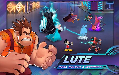 Disney Heroes: Battle Mode Mod