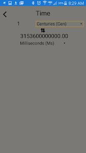 Measurement Converter by TFC screenshot 3