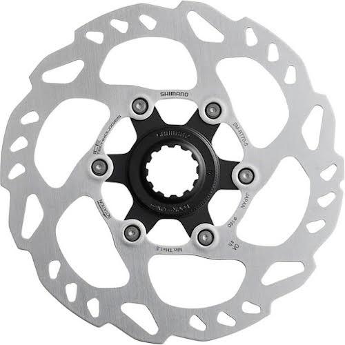 Shimano SLX SM-RT70-S Disc Brake Rotor - 160mm, Center Lock, Silver