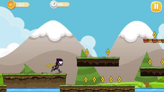 Petualangan Ninja warrior - náhled
