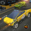 Police Truck Shooting Game: Police Chase Drive 3D icon