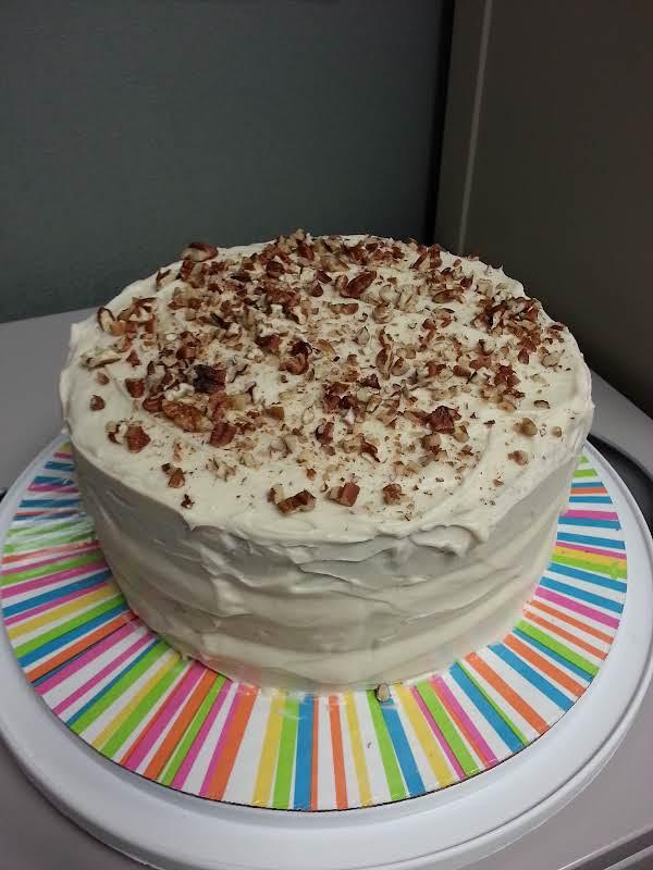 Georgia Pecan Cake