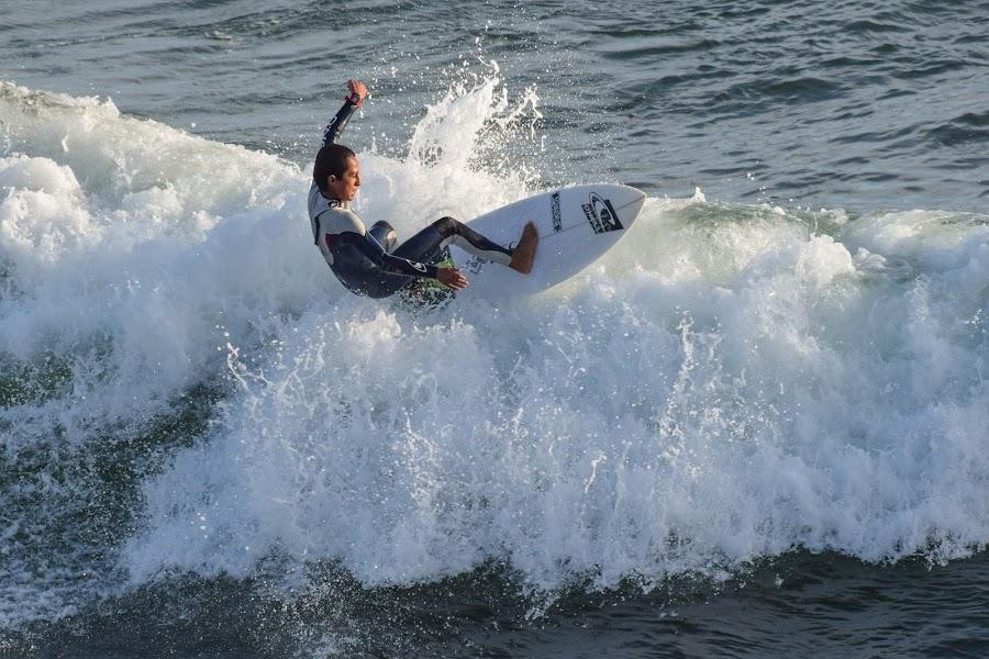 HB Surfer by Jose Matutina - Sports & Fitness Surfing ( orange county, surfer, california, huntington beach,  )