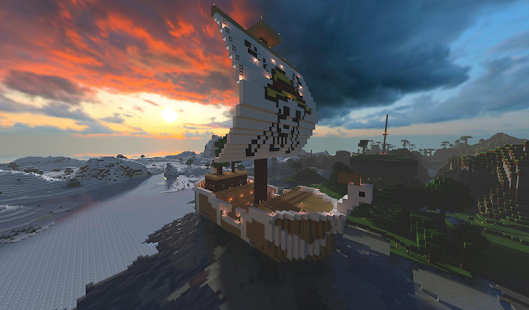 Pirates for Minecraft MCPE - náhled