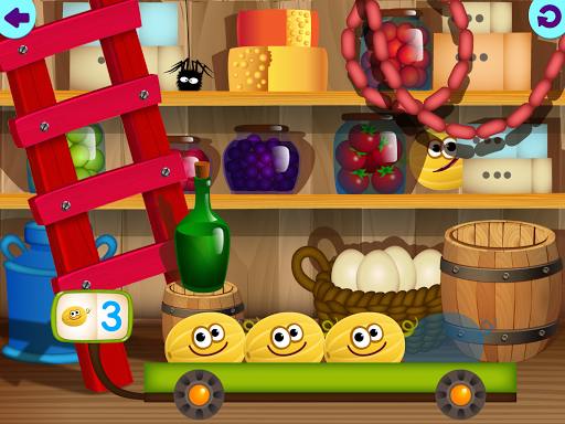 FUNNY FOOD 2! Educational Games for Kids Toddlers!  screenshots 15