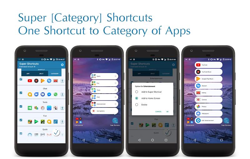 Super Shortcuts ᴾᴿᴼ Screenshot 2