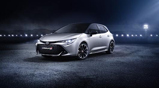 Alborán Motor presenta el nuevo Toyota Corolla GR-Sport