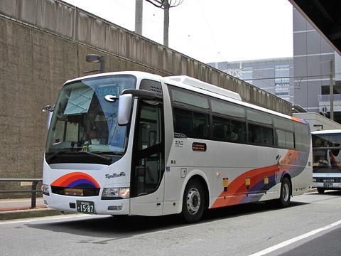 九州産交バス「ひのくに号」 1587