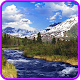 Mountains and rivers. Download on Windows