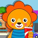 Pets Town Life: Pretend City Lifestyle Fun icon