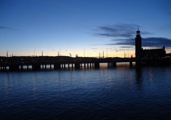 Sunset in Stocholm di Car0la