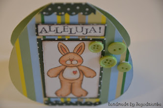 Photo: EASTER CARD 20