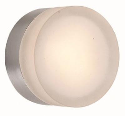 Westal Aqua LED rund vit